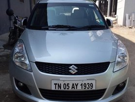 2014 Maruti Swift VXI MT for sale in Chennai