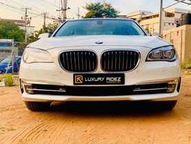 2015 BMW 7 Series 2007-2012 AT for sale at low price in Hyderabad