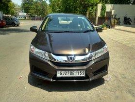 2016 Honda City i DTEC SV MT in Ahmedabad