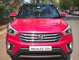 Used 2016 Hyundai Creta 1.6 VTVT SX Plus Dual Tone MT for sale in Mumbai