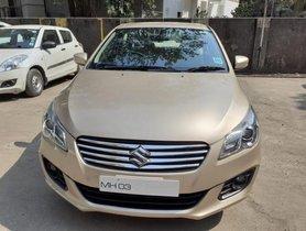 Used 2015 Maruti Ciaz VXi Plus MT for sale in Thane
