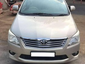 Used Toyota Innova 2.5 VX 7 STR BS-IV, 2013, Diesel MT for sale in Mumbai
