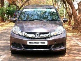 Used Honda Mobilio S i-VTEC, 2016, Diesel MT for sale in Coimbatore
