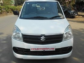 2011 Maruti Wagon R LXI CNG MT for sale in Mumbai