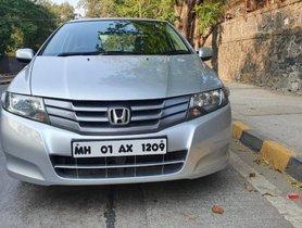 Used 2011 Honda City 1.5 S MT car at low price in Mumbai
