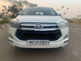 Used Toyota INNOVA CRYSTA 2.8Z Automatic, 2018, Diesel AT for sale in Mumbai