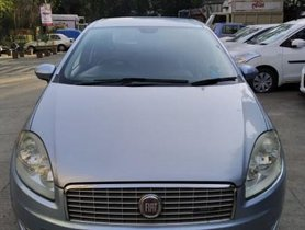 Used 2011 Fiat Linea Emotion Pack MT car at low price in Thane