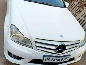 Used 2012 Mercedes Benz C-Class C 220 CDI  Style AT for sale in Gurgaon