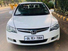 Used Honda Civic 1.8S Manual, 2009, Petrol MT for sale in Gurgaon