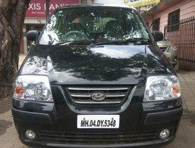 Used 2009 Hyundai Santro Xing GLS MT car at low price in Mumbai