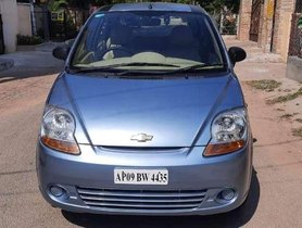 Used Chevrolet Spark 2009 1.0 MT for sale in Hyderabad