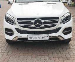 Mercedes Benz GLE AT 2015 in Mumbai