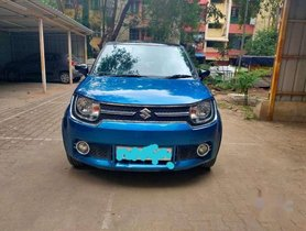 Used 2017 Maruti Suzuki Ignis 1.2 Zeta MT for sale in Chennai