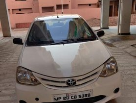 Toyota Etios Liva GD MT 2011 for sale in Bhopal