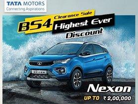 Tata Nexon Available At The Price Of Tigor
