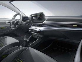 2020 Hyundai i20 Interior Sketch Reveals Dashboard Design