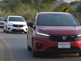 India-bound 2020 Honda City Reviewed in Thailand [VIDEO]