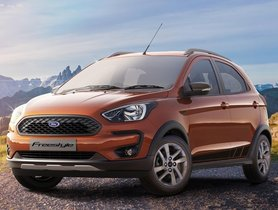 Ford Freestyle BS6 Launched, More Affordable than BS4 Version