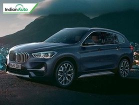 BMW X1 Facelift Gets Ready For Launch On March 5
