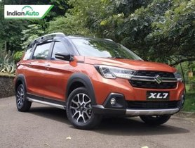 7-seater Suzuki XL7 Launched In Indonesia, Will it come to India?