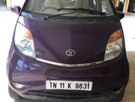 Used Tata Nano 2015 MT for sale in Chennai