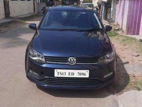 Used Volkswagen Polo Comfortline Diesel, 2016, MT for sale in Hyderabad