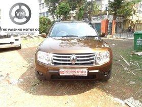 2013 Renault Duster 85PS Diesel RxL MT for sale in Kolkata