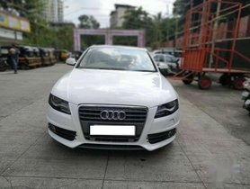 Used Audi A4 2.0 TDI Multitronic, 2012, Diesel AT for sale in Mumbai