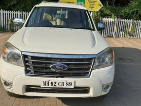 Used Ford Endeavour 3.0L 4X4 AT 2011 in Mumbai