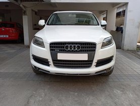 Audi Q7 3.0 TDI Quattro Premium Plus AT for sale in Hyderabad