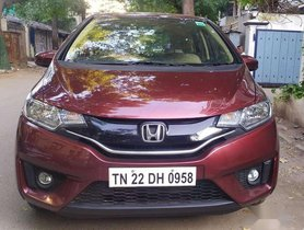Used Honda Jazz SV Manual, 2017, Petrol MT for sale in Chennai