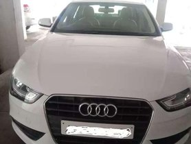 Used 2013 Audi A4 AT for sale in Hyderabad