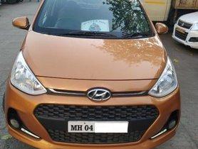 Used Hyundai Grand i10 1.2 Kappa Asta 2016 MT for sale in Thane