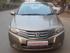 Honda City 1.5 V MT, 2010, Petrol for sale in Mumbai