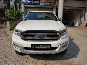 Used Ford Endeavour 3.2 Titanium Automatic 4x4, 2016, Diesel AT for sale in Mumbai
