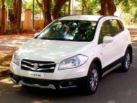 Used 2017 Maruti Suzuki S-Cross MT for sale in Coimbatore