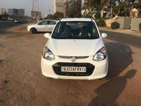 Used 2014 Maruti Suzuki Alto 800 VXI MT car at low price in Ahmedabad