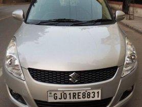 2014 Maruti Swift VXI MT for sale in Ahmedabad