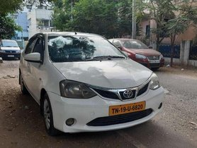 Used Toyota Etios 2015 GD MT for sale in Chennai