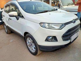 Used Ford EcoSport 2018 MT for sale in Gurgaon