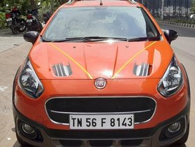Fiat Avventura MULTIJET Emotion MT 2015 in Chennai