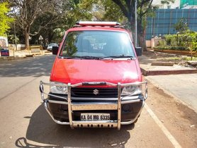 Used 2015 Maruti Suzuki Eeco 5 Seater AC MT car at low price in Bangalore