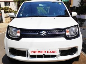 Used Maruti Suzuki Ignis 1.2 Sigma MT 2017 in Bangalore