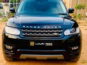 2014 Land Rover Range Rover Sport SE AT for sale in Hyderabad