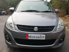 Used 2015 Maruti Suzuki Dzire ZDI MT car at low price in Mumbai