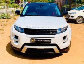 Land Rover Range Rover Evoque 2.2L Dynamic AT 2013 in Hyderabad
