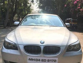 Used BMW 5 Series 530d Highline Sedan 2010 AT for sale in Mumbai