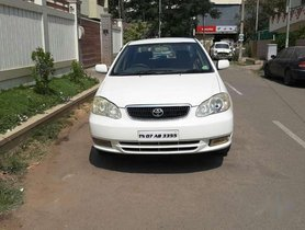 Used Toyota Corolla H3 1.8G, 2003, Petrol AT for sale in Coimbatore