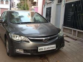 Used Honda Civic 1.8V Automatic, 2009, Petrol AT for sale in Hyderabad