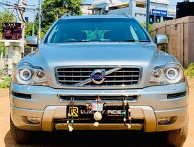 Volvo XC90 2007-2015 D5 AWD MT 2012 in Hyderabad